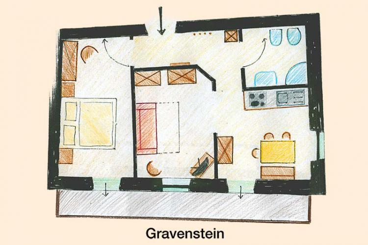 Sketch Gravenstein