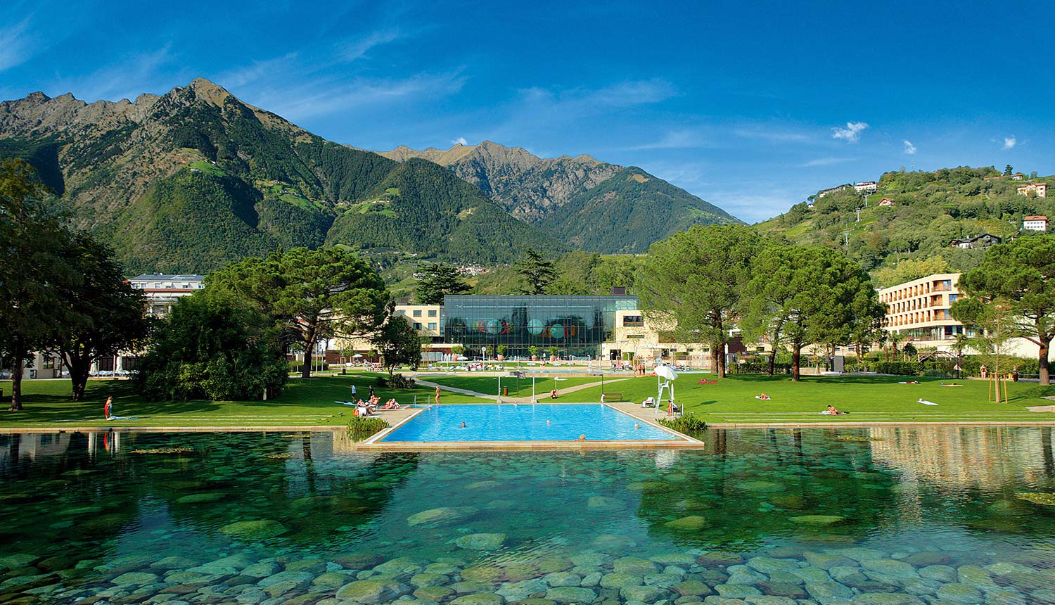 Terme di Merano - Adventure thermal baths